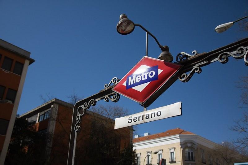 Madrid, metroasem