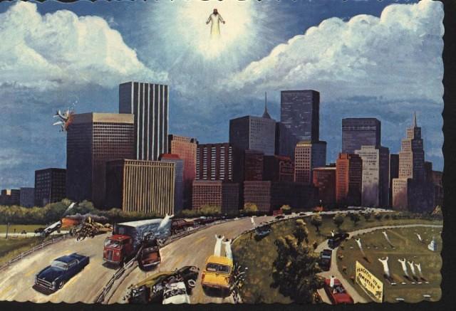 Rapture Postcard placeholder