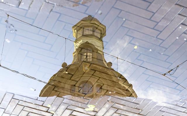 Reflectie In Den Haag