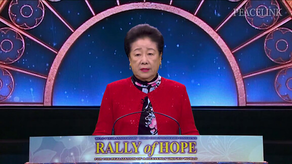 USA-2020-12-05-Rally of Hope Encourages Believers to Unite for Peace