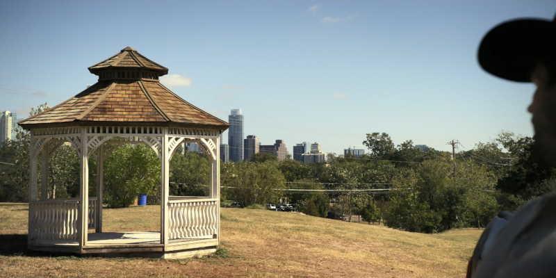 Walker location in Austin