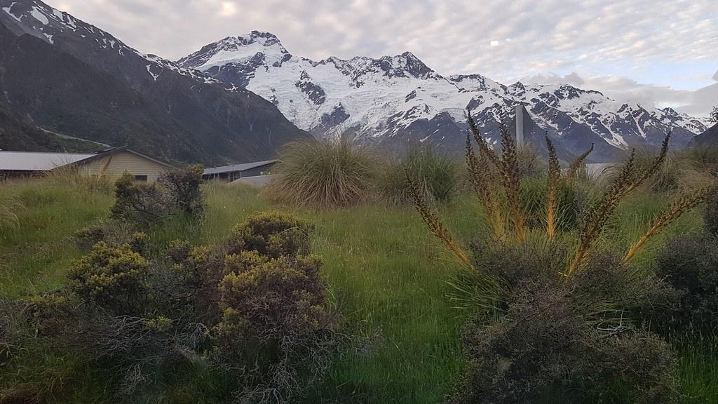 Trekking en Monte Cook