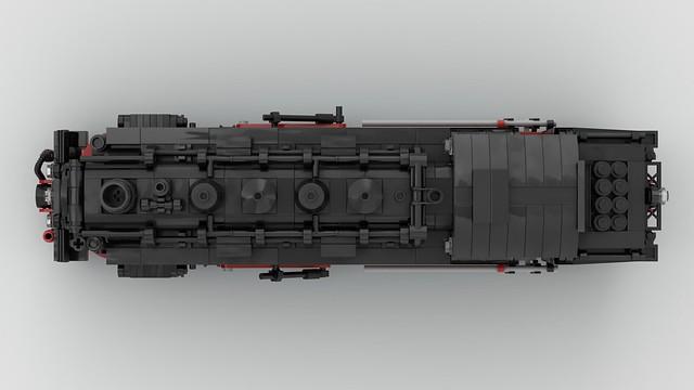 HSB 99 222 Steam-engine
