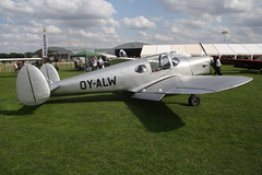 OY-ALW Miles M28 [6268] Sywell 310818