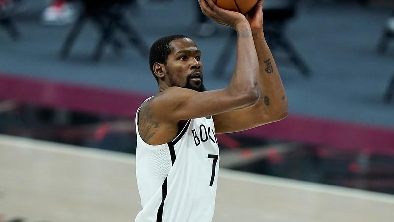 Kevin Durant。(達志影像資料照)