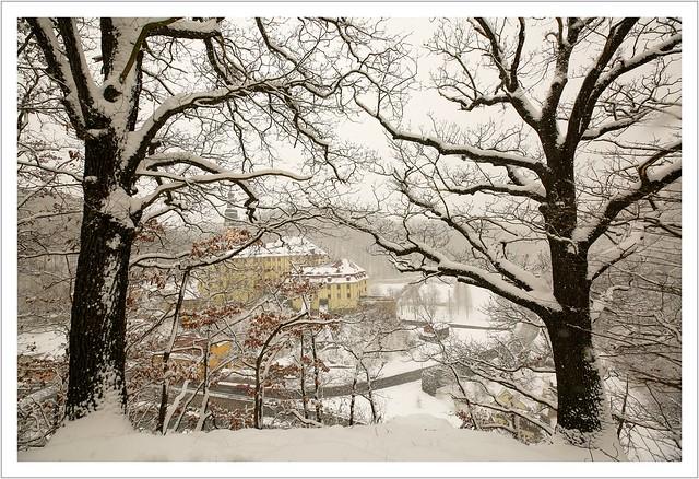 Weesensteiner Winterblick