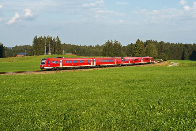 DB Regio 612 159 | Riedles