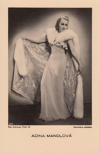 Adina Mandlova
