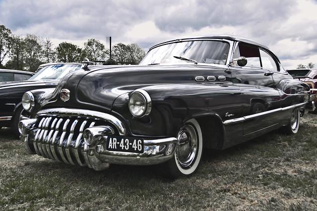 Buick Super Riviera 1950 (1963)