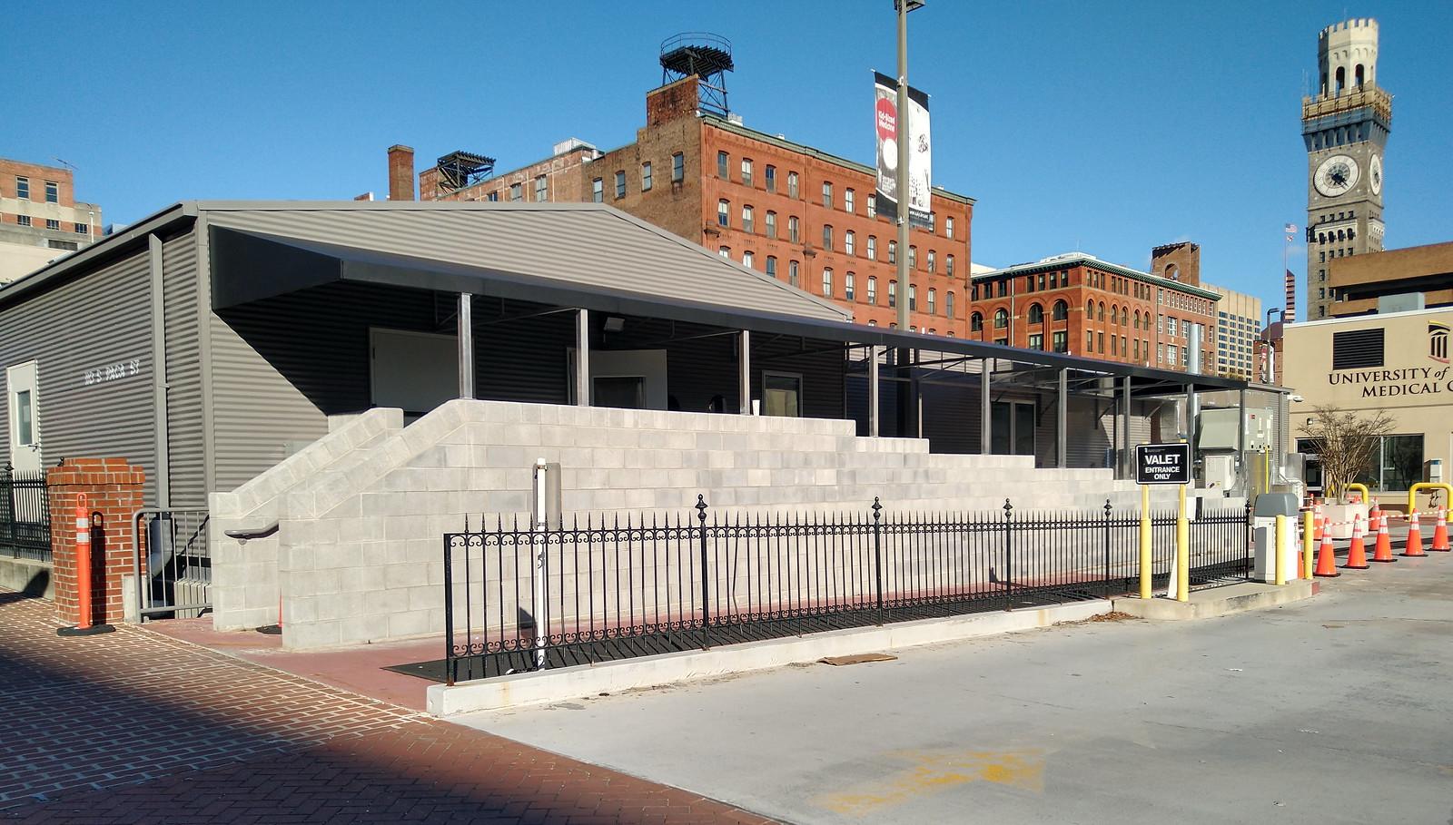 Sidewalk-awning-Hoffman Awning Company