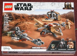 Lego - 75299 Trouble on Tatooine | by Darth Ray