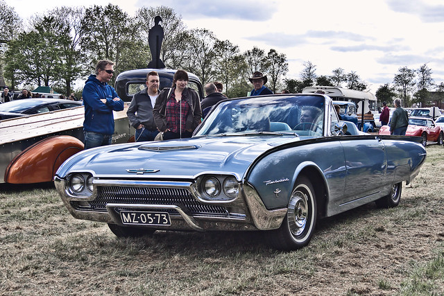 Ford Thunderbird Sports Roadster 1963 (2215)