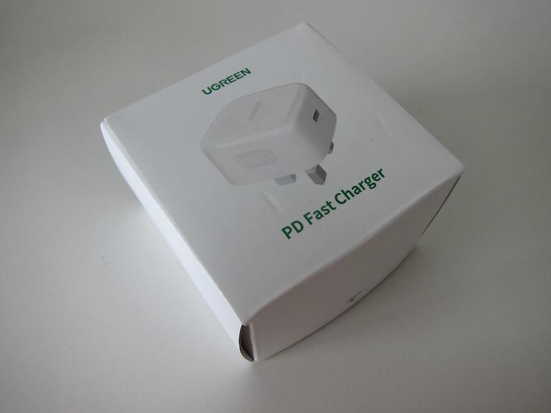 Ugreen 20W USB-C PD Charger - Box