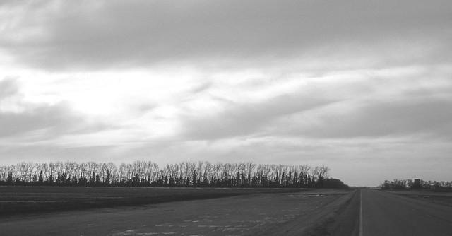 somewhere in south-east North Dakota