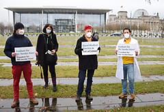 22.01.2021: IPPNW - Freiheit für Dr. Serdar Küni