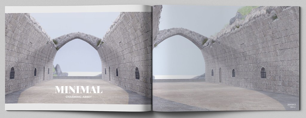 MINIMAL – Charming Abbey