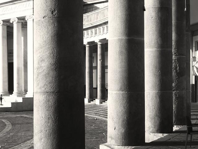 motivo di colonne