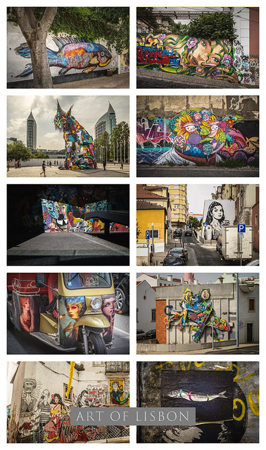 Art Of Lisbon