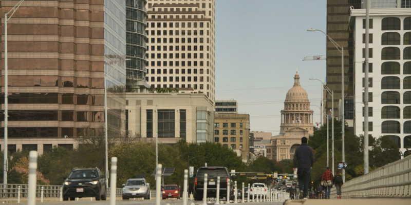 Walker Texas Ranger city