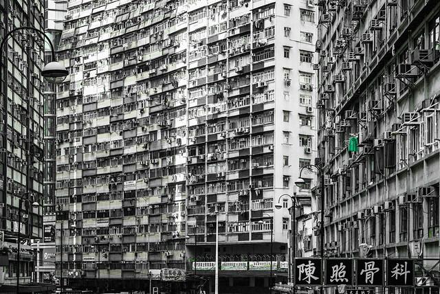 Urban density v green living
