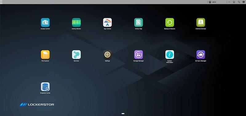 ASUSTOR ADM - Apps