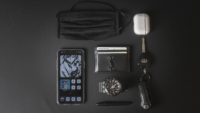 What I carry EDC