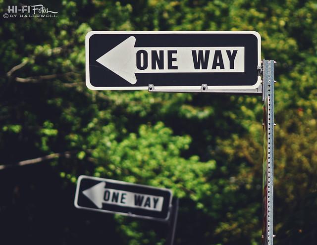 One Way Twice