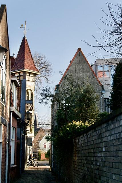 Leuke straatjes in de binnenstad van Alkmaar / Nice spots in the centre of Alkmaar