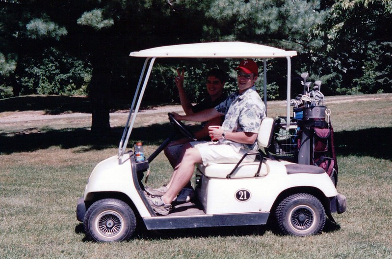 1998 Golf Outing