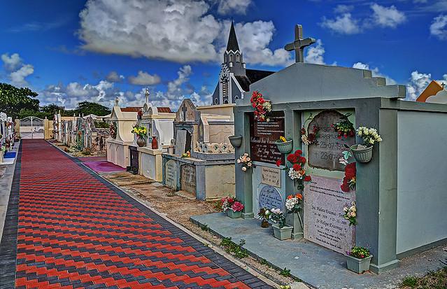 Aruban Cemetery