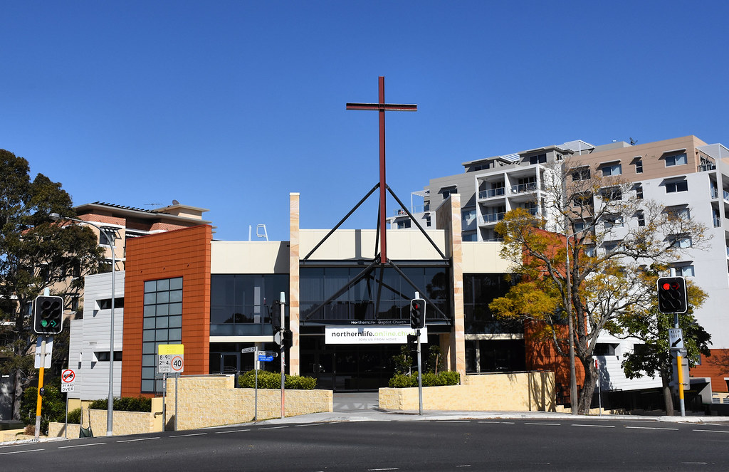 Northern Life Baptist Church, Hornsby, Sydney, NSW.