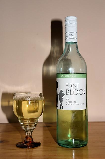 First Block Semillon Sauvignon Blanc