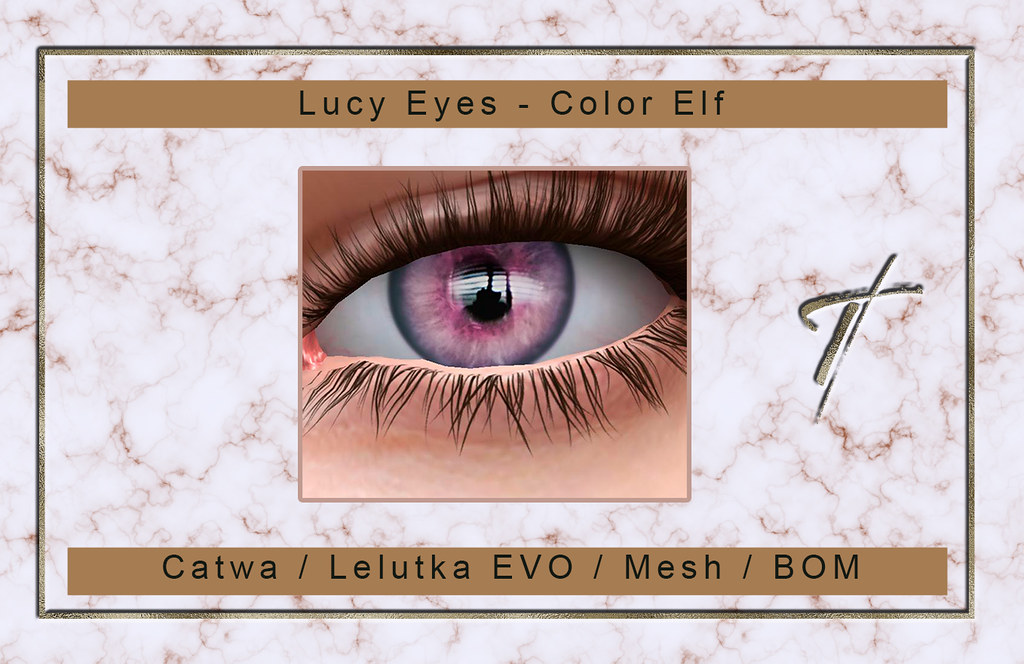 Lucy Eyes *Elf*