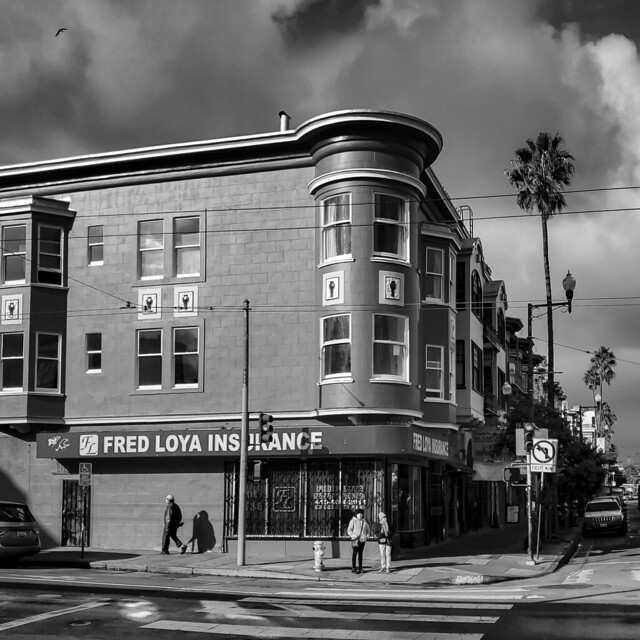 17th Street and Mission Street