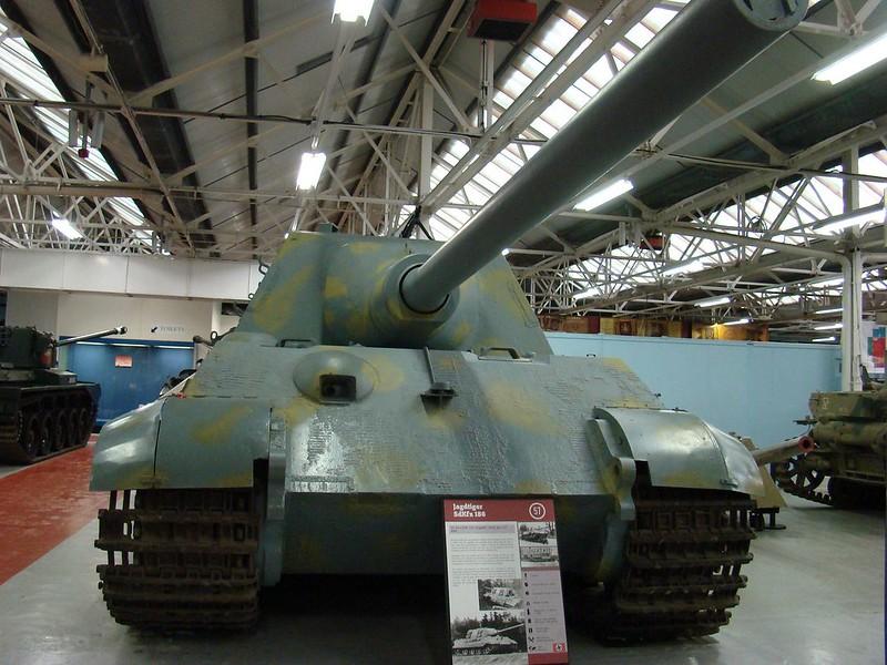 Jagdtiger Sdkfz 186 Porsche