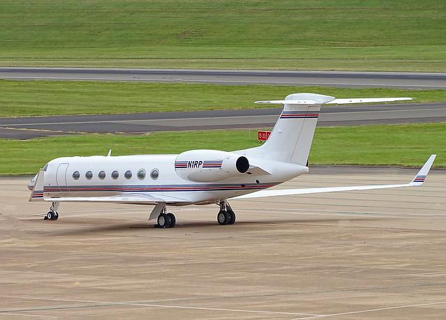 N1RP Gulfstream 550