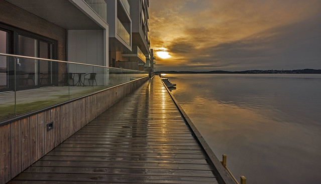 The Channel city, Kristiansand,Norway