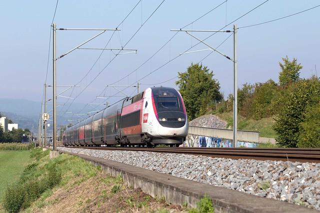 SNCF 310 051 Sissach (CH)