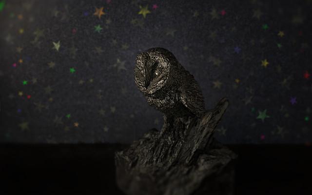 One starry, starry night