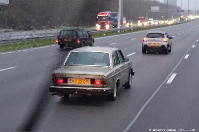 Volvo 264 GL 5 Speed 23-10-1975 (NB-25-DP)