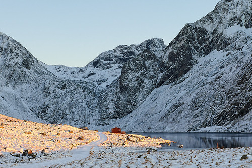 Eggum, Lofoten (Explored January 23, 2021)