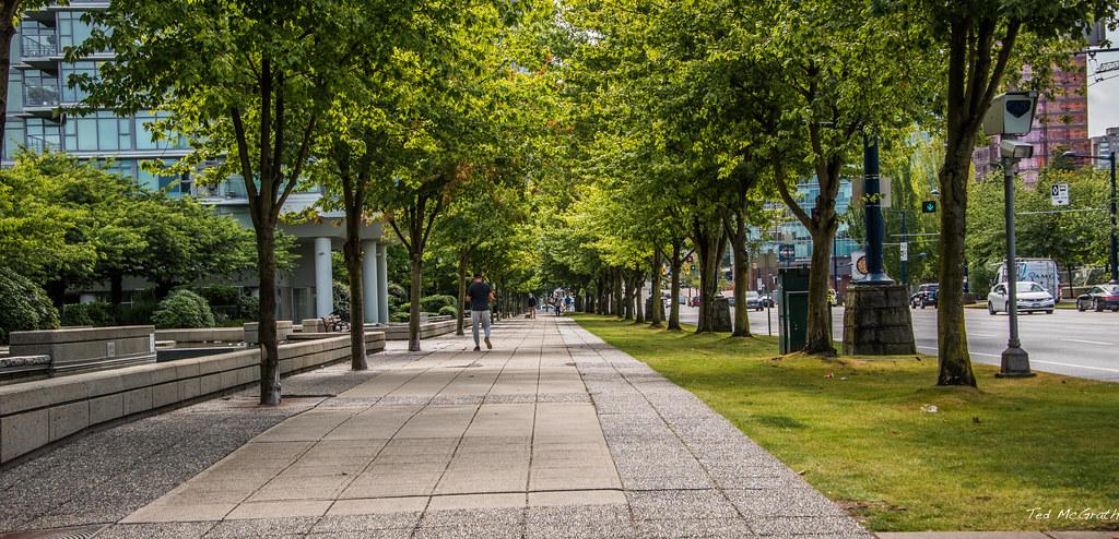 2020 - Vancouver - West Georgia - Complete Street
