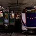 普通電車と新幹線