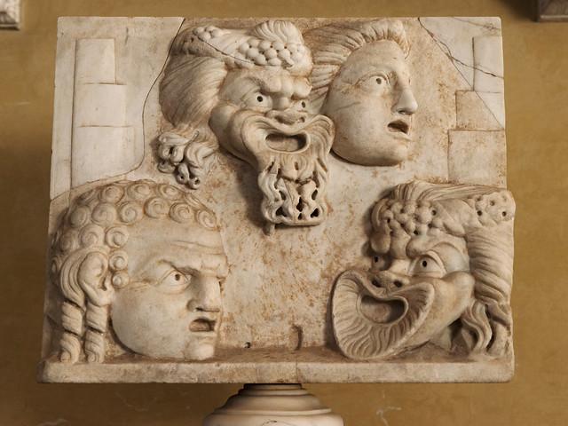 Theatrical Masks - III