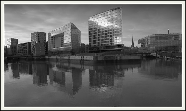 Hamburg Hafen City...