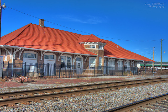Cleveland Southern Railway Depot - Cleveland, Tennessee
