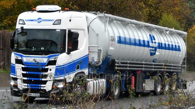 D - Schmidt Heilbronn Scania NG R410