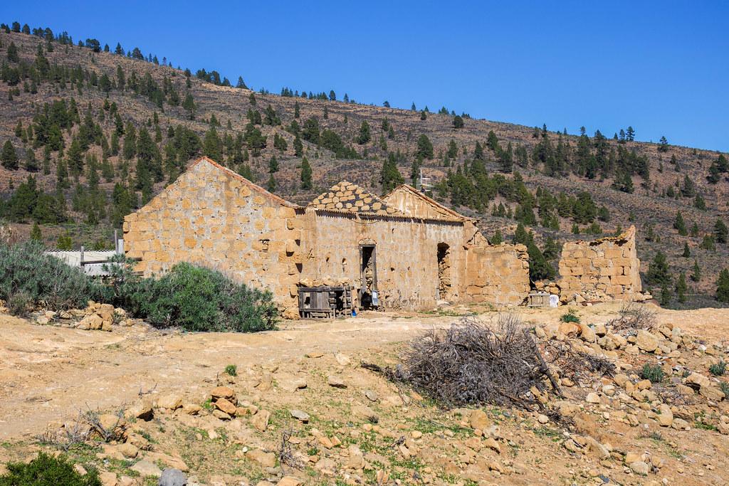 Casa de El Seco en Granadilla