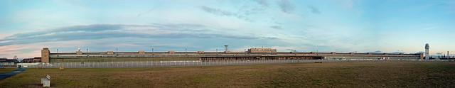 THF Flughafen Tempelhof 22.1.2021 Panorama