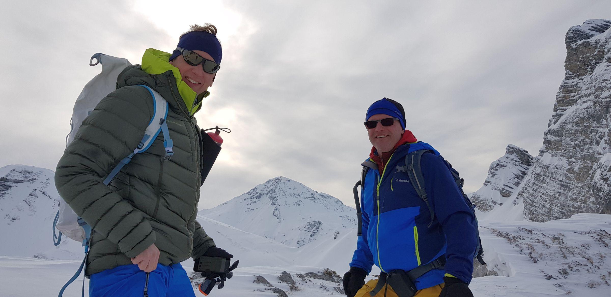 Skitour Chalberhöri 23.01.2021